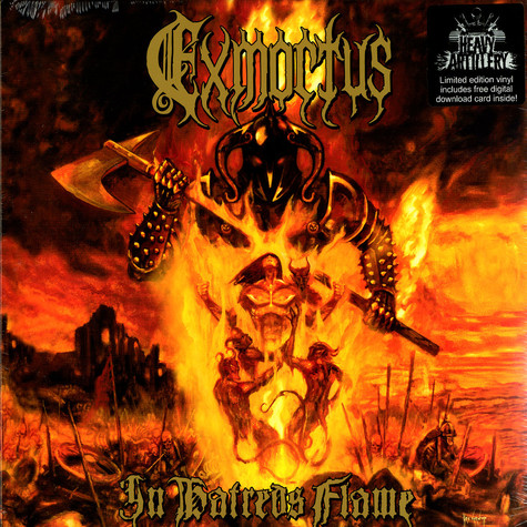 Exmortus - In hatreds flame