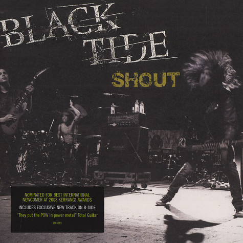 Black Tide - Shout