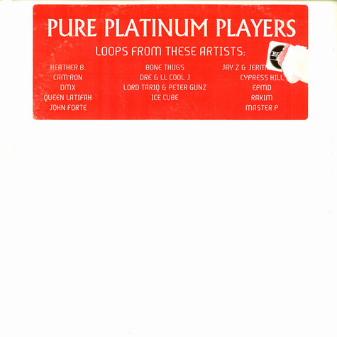 V.A. - Pure platinum players