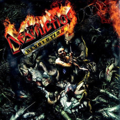 Destruction - Devolution