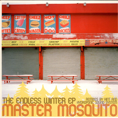 Master Mosquito - The Endless Winter EP
