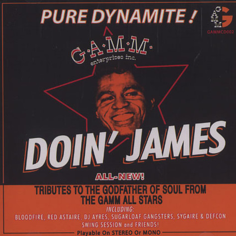 Gamm Doin James - Tribute To The  Godfather Of Soul