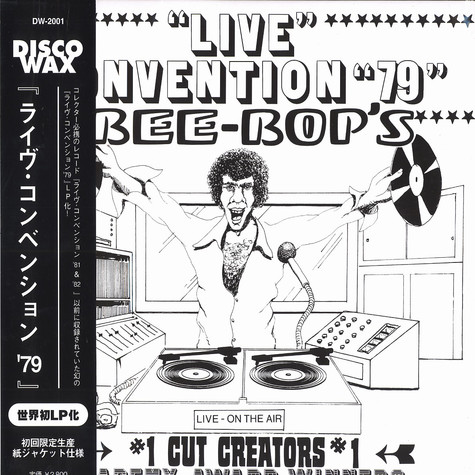 Live Convention - '79 Bee-Bop's