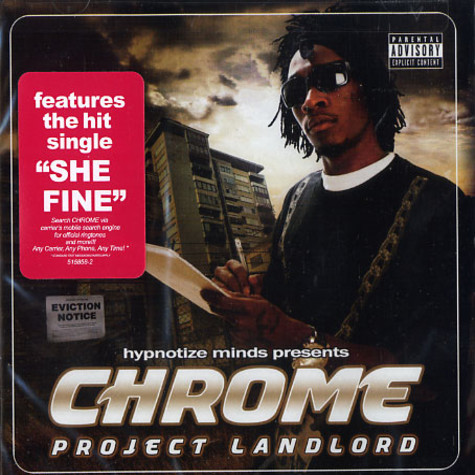 Chrome - Project landlord