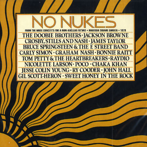 V.A. - No nukes: the Muse concerts for a non-nuclear future