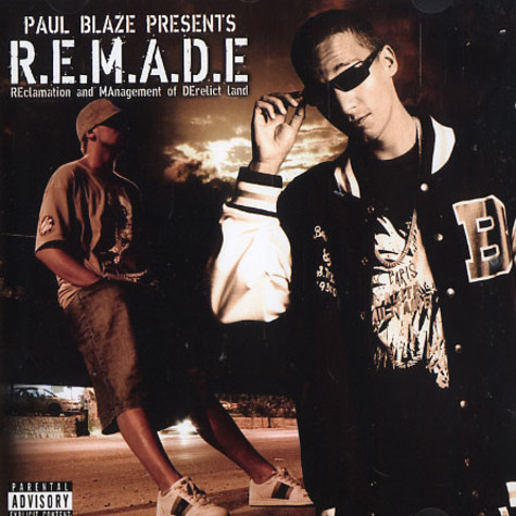 Paul Blaze presents Big J - R.E.M.A.D.E.