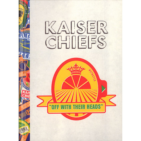 Kaiser Chiefs - Off with their heads Deluxe Edition