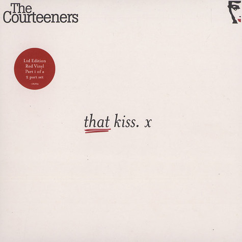 Courteeners, The - That kiss - part 1 of 2