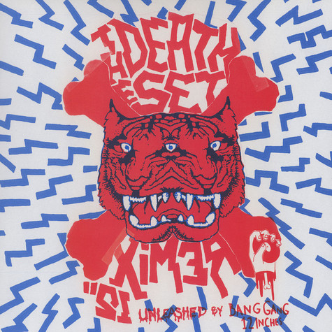 Death Set, The - The Death Set remix EP