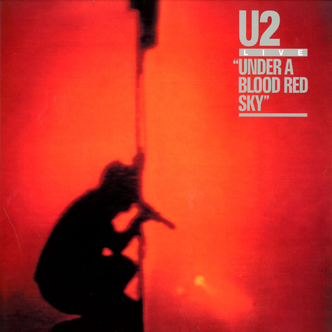 U2 - Under a blood red sky - Live
