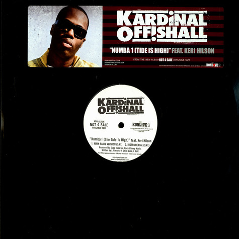 Kardinal Offishall - Numba 1 (The tide is high) feat. Keri Hilson