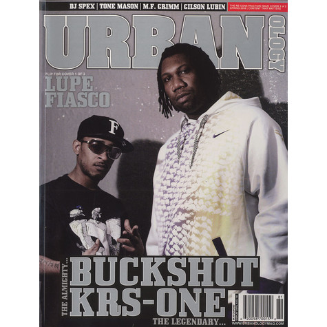 Urbanology Mag - 2008 - Spring - Issue 81