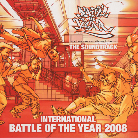 International Battle Of The Year - 2008 - The Soundtrack