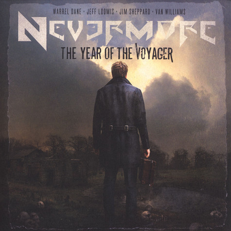 Nevermore - The year of the voyager