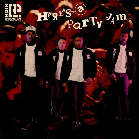 High Performance - Here's a party jam