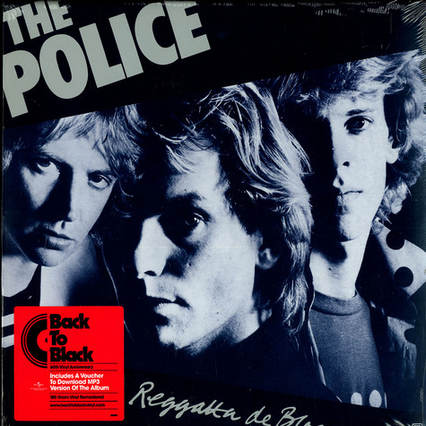 Police, The - Regatta de blanc