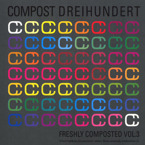 Compost Records - Compost 300 - freshly composted volume 3