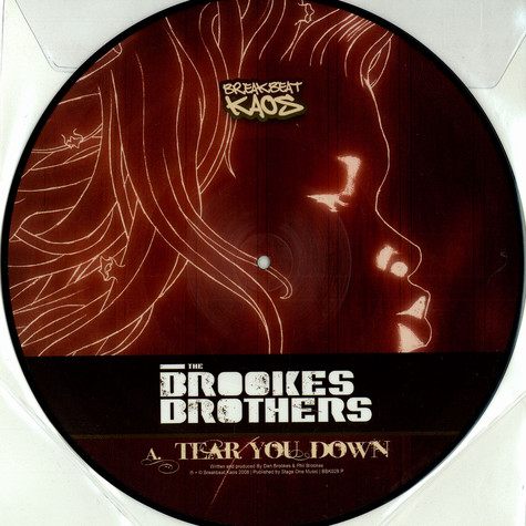 Brookes Brothers, The - Tear you down