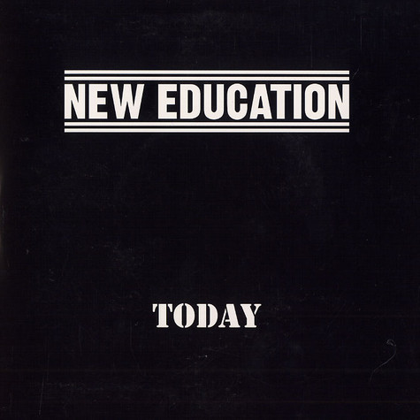 New Education - Today