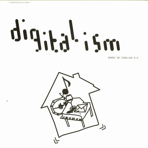 Digitalism - Hands on idealism EP