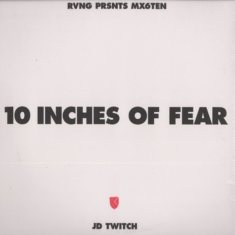 JD Twitch - 10 inches of fear