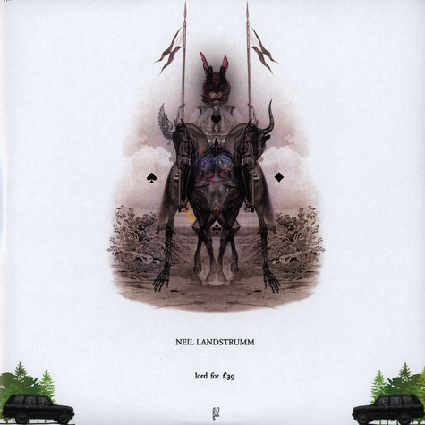 Neil Landstrumm - Lord for L39