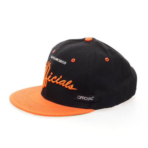 Official - The officials adjustable hat