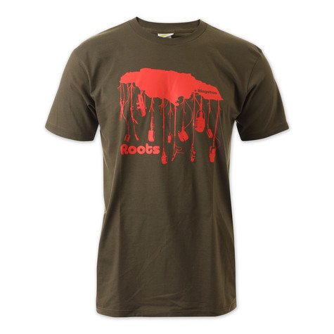 101 Apparel - Roots T-Shirt