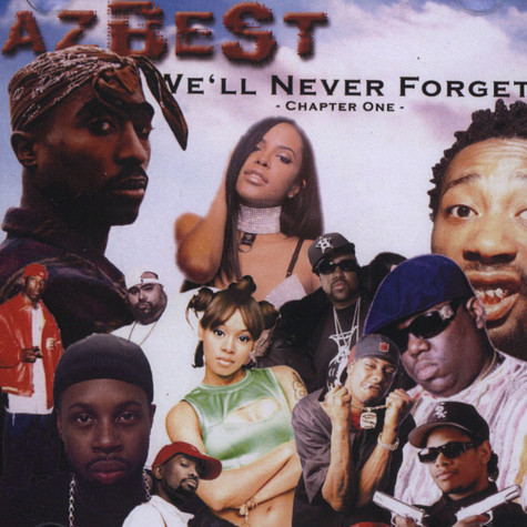 AzBest - We'll never forget - Chapter One