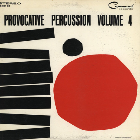 Enoch Light and the Light Brigade - Provocative percussion volume 4