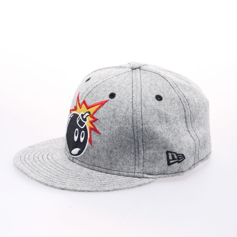 The Hundreds - Faded Adam New Era Cap