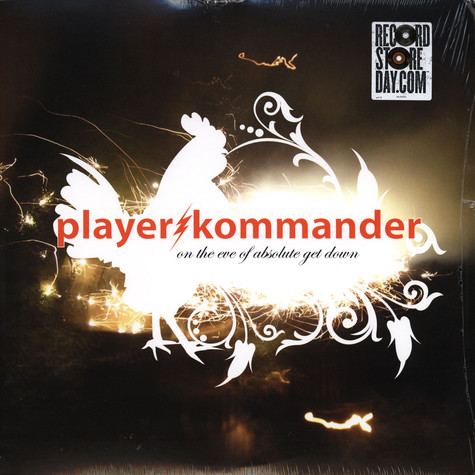 Player Kommander - On the eve of absolute get down