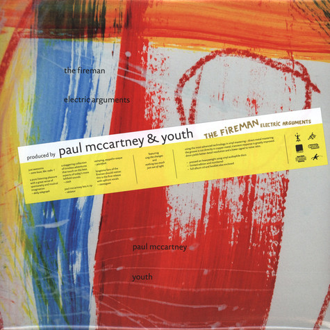 Fireman, The (Paul McCartney & The Youth) - Electric arguments