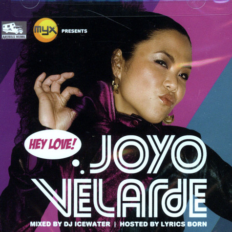Joyo Velarde - Hey love!