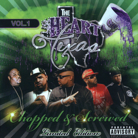 Heart Of Texas, The - Volume 1 chopped & screwed