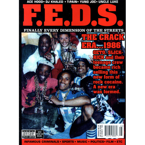 F.E.D.S. Magazine - Vol. 4 Issue 28