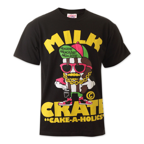 Milkcrate Athletics X Cool Kids - Cakeaholic T-Shirt