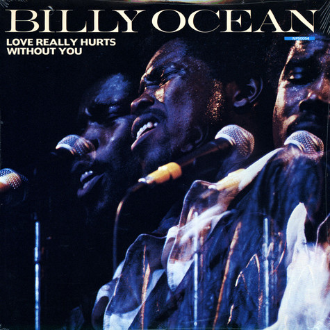 Billy Ocean - Love really hurts without you