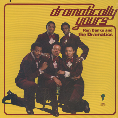 Ron Banks and The Dramatics - Dramatically yours