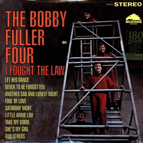 Bobby Fuller Four, The - I fought the law