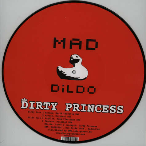 Dirty Princess - Marine