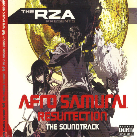 RZA presents - Afro samurai - Resurrection