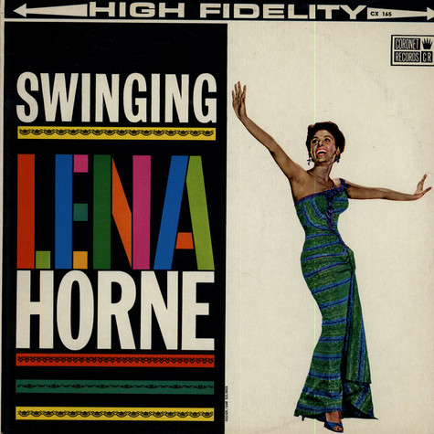 Lena Horne - Swinging