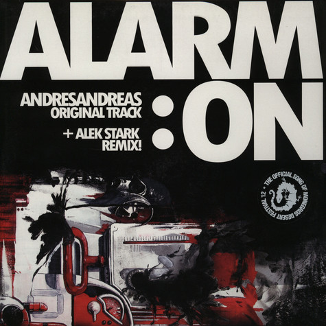 Andres Andreas - Alarm:on