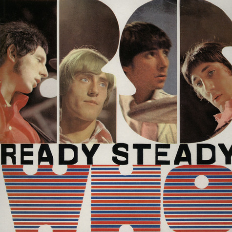 Who, The - Ready steady Who