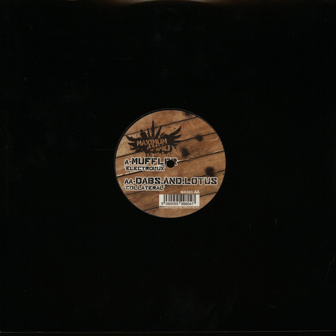 Muffler / Dabs & Lotus - Electrolux / collateral