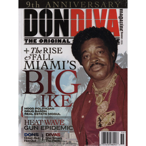 Don Diva - The Original Street Bible - 2009 - 36
