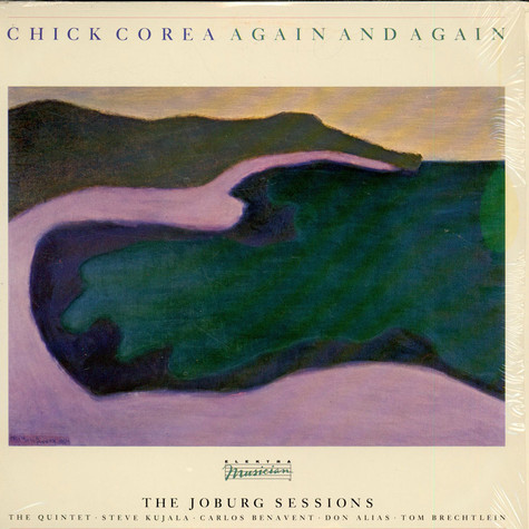 Chick Corea - Again And Again - The Joburg Sessions