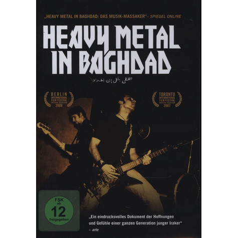 Heavy Metal In Baghdad - The movie
