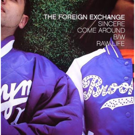 Foreign Exchange - Sincere